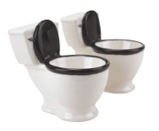 Big Mouth Toys Toilet Shots, Set of 2
