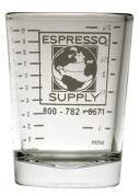 Espresso Supply 120ml Logo Shot Glass