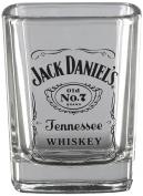 Jack Daniel's Licenced Barware Label Logo Shot Glass