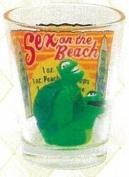 Hawaiian Shot Glass Sex on Beach