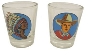 Hipster's Choice Shot Glasses