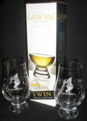 LAGAVULIN TWIN PACK GLENCAIRN SCOTCH MALT WHISKY TASTING GLASSES