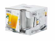 Libbey 150ml Heavy Base Juice Glass, Set of 4