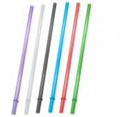 6pc Reusable Thick-Wall Straws - Fits 470ml & 590ml and all Tumbler Brands