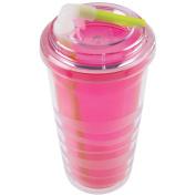 Copco 2510-2136 Lock N Roll Tumbler, 470ml, Pink