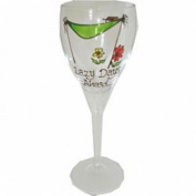 Retirement Gift Wine Glass