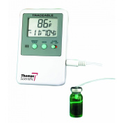 Thomas ABS Plastic Traceable Refrigerator and Freezer Thermometer, with Bottle Probe, -58 to 158 degree F