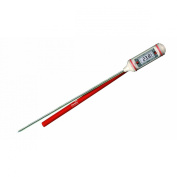 Thomas Traceable Extra Long Stem Digital Thermometer, with 1cm High LCD Display, 11-1cm Stem, -50 - 300 degree C