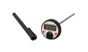 Thermco ACC300DIG Pocket Dial Digital Thermometer, 1-1.3cm Dial Size, -50°C to 150°C (-58°F to 302°F) Range