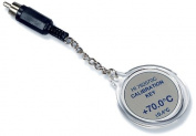 Hanna Instruments HI762070C Calibration Cheque Test Key, 70 Degree C, For Thermometers