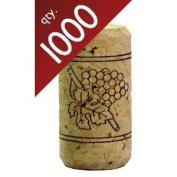 #9 Straight Corks 2.4cm x 4.4cm . Bag of 1000