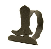 Cowboy BOOT NAPKIN RING