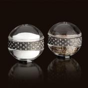 L'Objet Decorative Gold Plated Band Crystals - Platinum