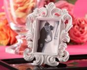 """""""Black Baroque"""" Elegant Place Card Holder-Photo Frame"""