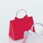 Mini Handbag Placecard Holder - Red