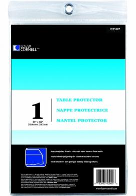 Loew-Cornell Vinyl Table Protector