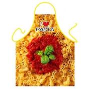 """I Love Pasta"" (Penis Pasta) - Kitchen Apron - 100% Polyester"