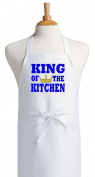 King Of The Kitchen Chef Aprons For Men