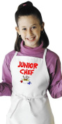 Junior Chef Cute Kids Aprons For Children