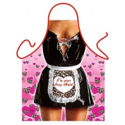 """""""Sexy Maid"""" - Sexy Kitchen Apron - 100% Polyester"""
