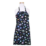 Two Lumps of Sugar Paws and Circles Child Apron
