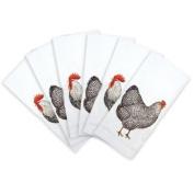 Farmhouse Chickens Napkin Bundle