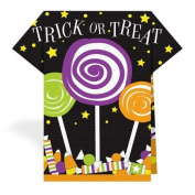 Stand Up Napkins - TN-130 - TRICK-OR-TREAT