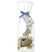 Meadow Bluebird Towel Set