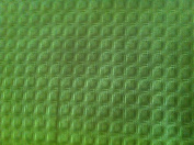 Waffle Hand Towel Dunroven House Lime Green - Pack of 6
