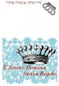 Love Rules Italian Proverb Dish Towel