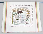 Catstudio Yellowston Dish Towel