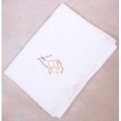 Elk Outline Flour Sack Dish Towel