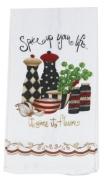 Kay Dee Designs Flour Sack Towel, Spice Your Life