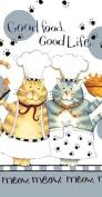 Kay Dee Designs Happy Cat Terry Towel
