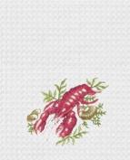 Lobster Waffle Towel
