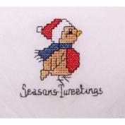 Season's Tweetings Holiday Flour Sack Dish Towel