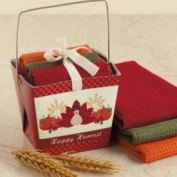 Turkey Take Out Box w/ Towels