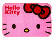 Sanrio Hello Kitty Non-slip 66cm X 45.7cm Carpet Doormat Floor Mat Rug Face