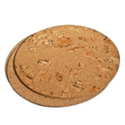 Marble Cork Placemat - Round, 365 Dia X 3MM