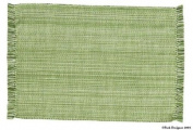 Celery Green Kitchen Placemats Set