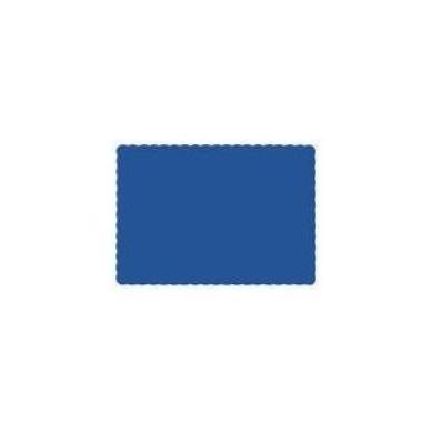 1000 Paper Placemats 25.4cm X 35.6cm Dinner Size 26 Colours - Navy Blue