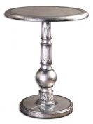 Uttermost Baina Accent Table 61cm by 61cm by 74.9cm Tall