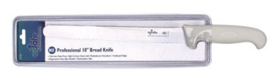 25.4cm GERMAN HIGH-CARBON STAINLESS STEEL BREAD KNIFE