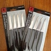 Royal Norfolk Cutlery 4pc Paring Knife Set