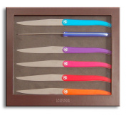 Coutellerie Tarrerias Bonjean Laguiole Intuition Table Knives, Set of 6