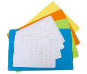 MIU France Flexible Cutting Boards, Set of 8