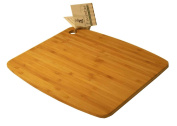 Island Bamboo CA8MG Cuisin-Aire Cutting Board, Mini, 20.3cm by 15.2cm
