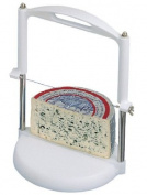 Fischer Bargoin Soft Cheese Cutter with Polyethylene Tray