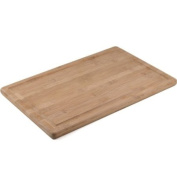 Tru Bamboo Solid Bamboo Cutting Board with Juice Groove 18 x 12.25