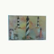 45.7cm Lighthouse Cutting Board